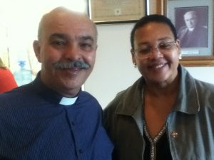 Rev. Marcos and his wife Lourdes